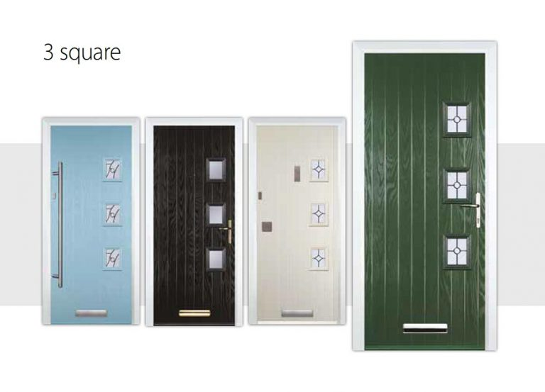 3-square-door