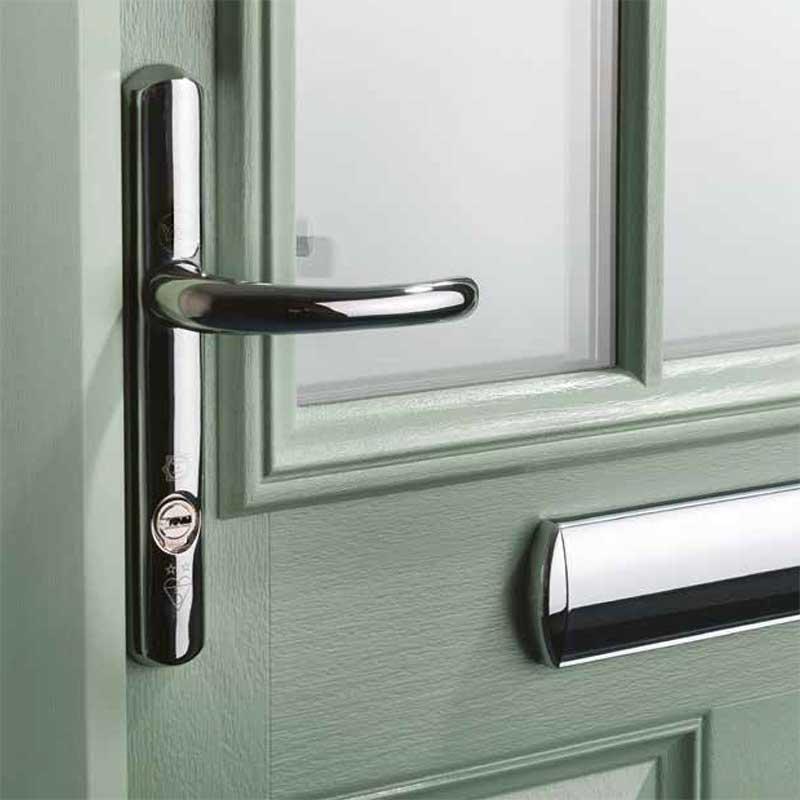composite door security