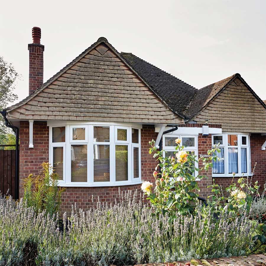 cottage bay window in Edgware