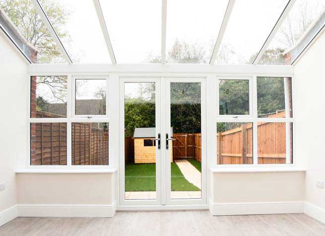 french doors conservatory edgware