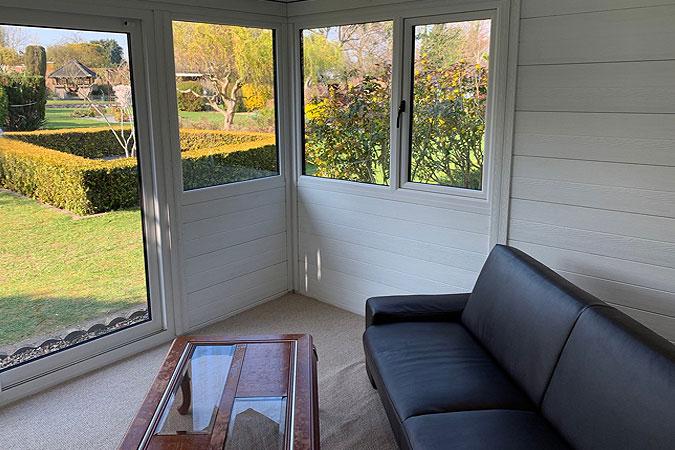 garden room for summer living