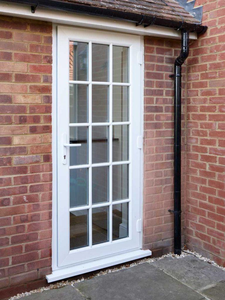 pvcu back door edgware