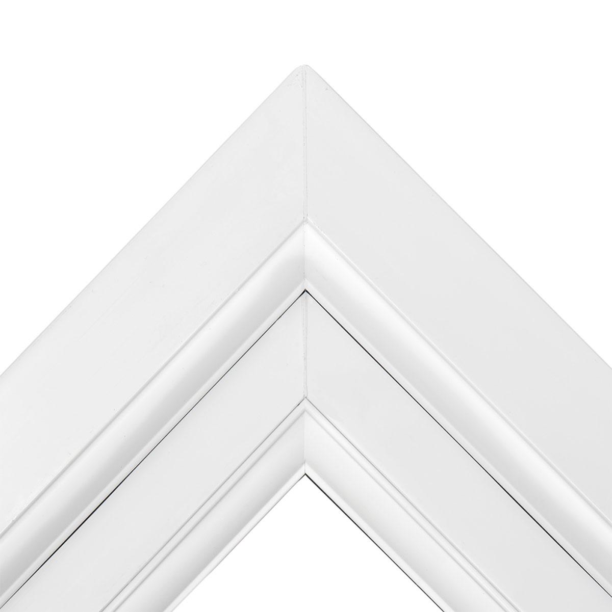 sculptured window frame