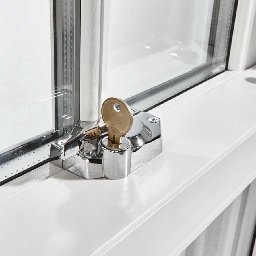 window lock top